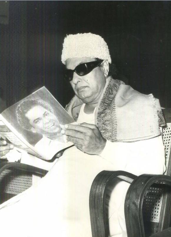 MG Ramachandra