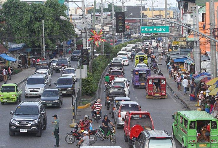philippines worst place for drivers