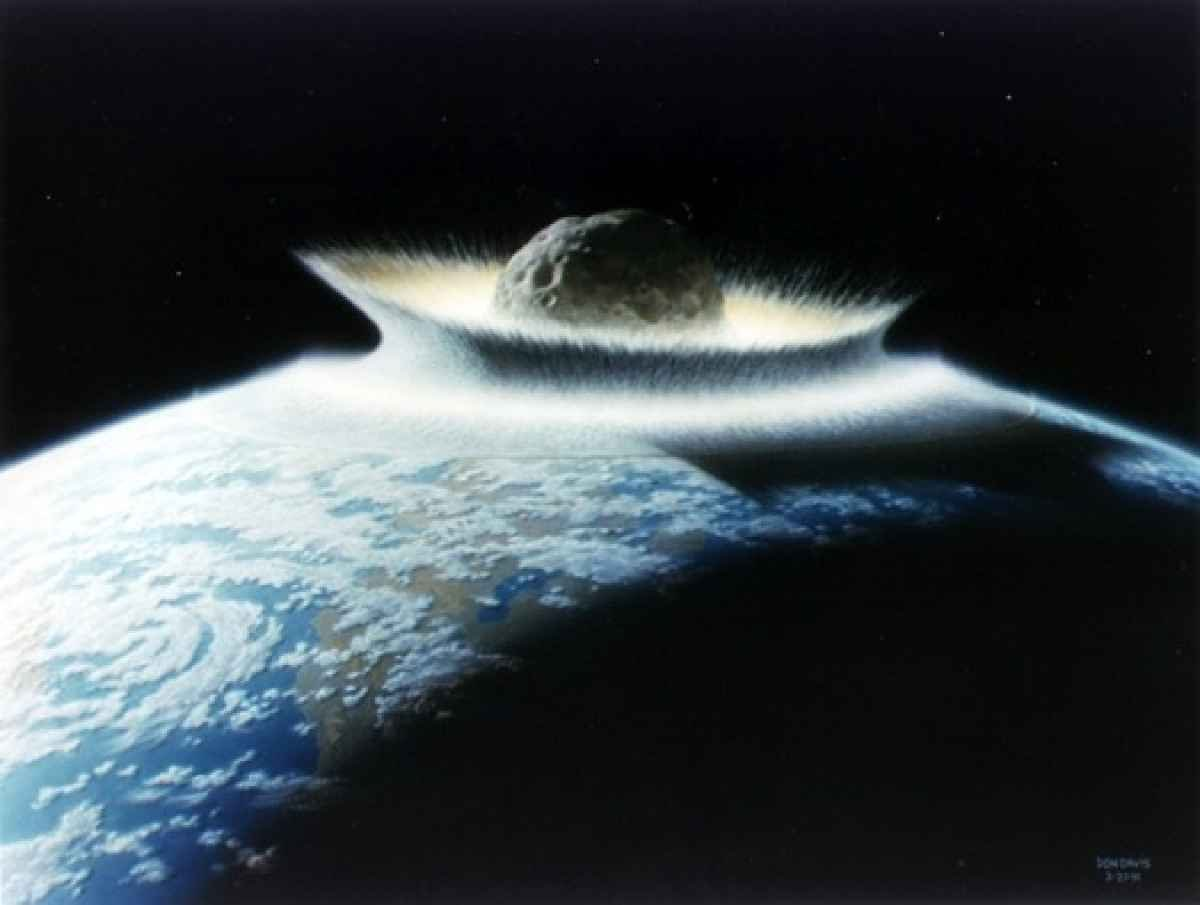 Extinction-causing asteroid impacts enrich the environment, scientists reveal - International Business Times, Singapore Edition