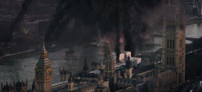 London nuclear attack