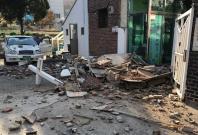 5.5 magnitude earthquake hits South Korea