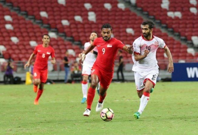 Singapore vs Bahrain