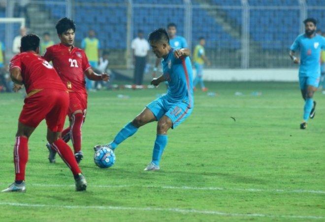 India vs Myanmar