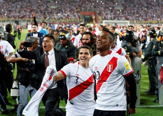 Peru vs New Zealand