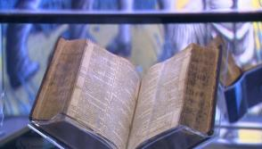 The new museum of the Bible in Washington DC brings one of the worlds oldest books to life