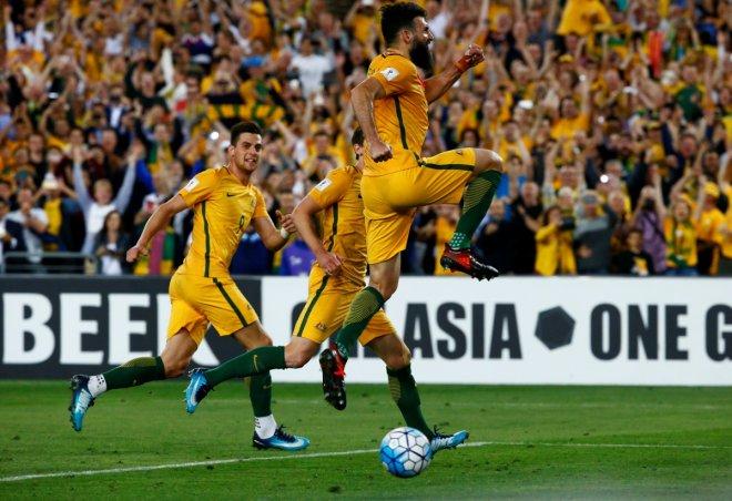 Australia vs Hnduras