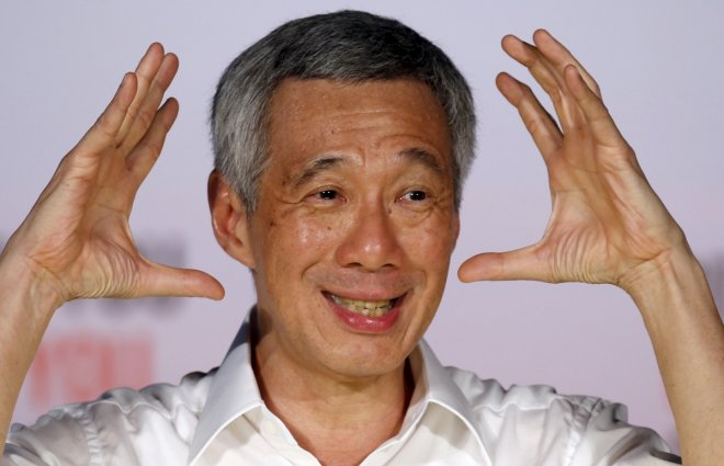 Singapore PM Lee Hsien Loong say no severe economic downturn in 2016