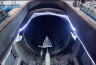 Hypersonic tunnel