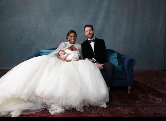Serena Williams marriage