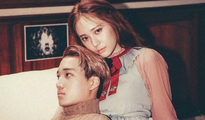 Kai and Krystal