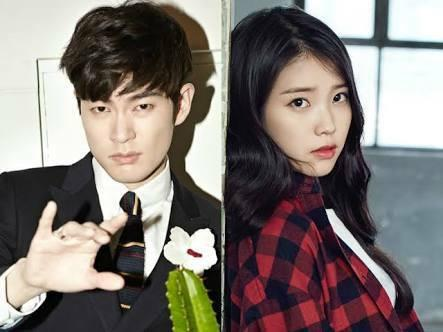 Jang Ki and IU