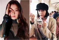Red Velvet (top) and Girls' Generation's Yoona