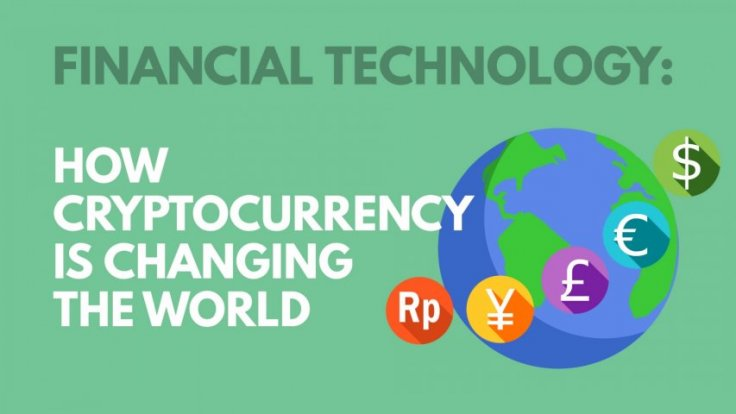 How cryptocurrency is changing the world