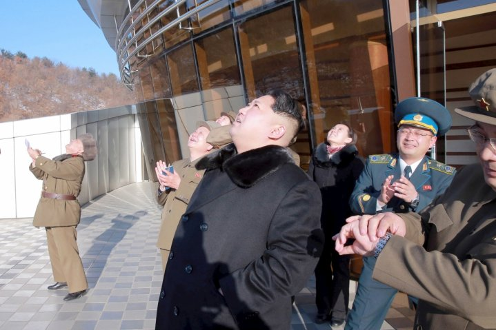 UN warns of sanctions after north Korea rocket launch