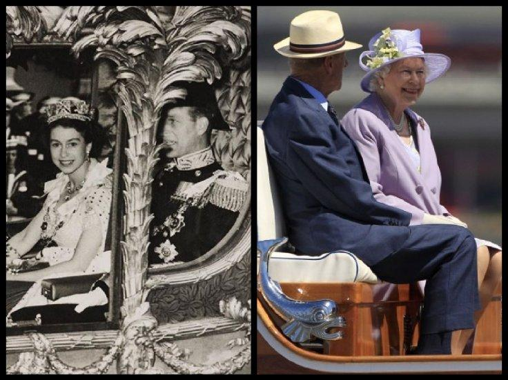 Queen and Prince Philip platinum wedding anniversary