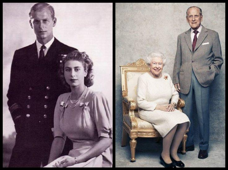 Queen and Prince Philip platinum wedding anniversary