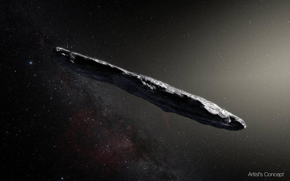 New Research Explains Formation of Mysterious Interstellar Object Oumuamua