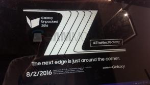 Leaked Samsung invite hints Galaxy Note 7 launch on 2 August