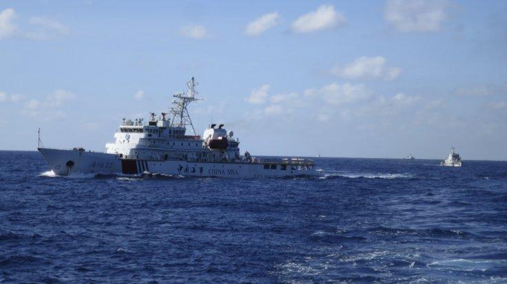 South China Sea dispute between China and Vietnam