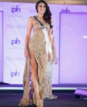 Miss Universe Philippines, Rachel Peters