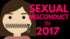 Sexual misconduct in 2017: The damning statistics