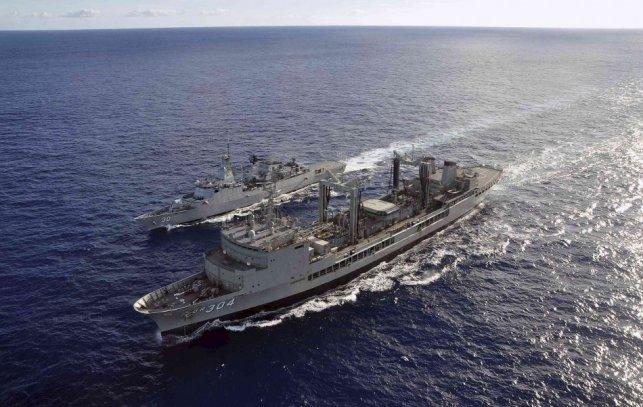 Australia shipyard