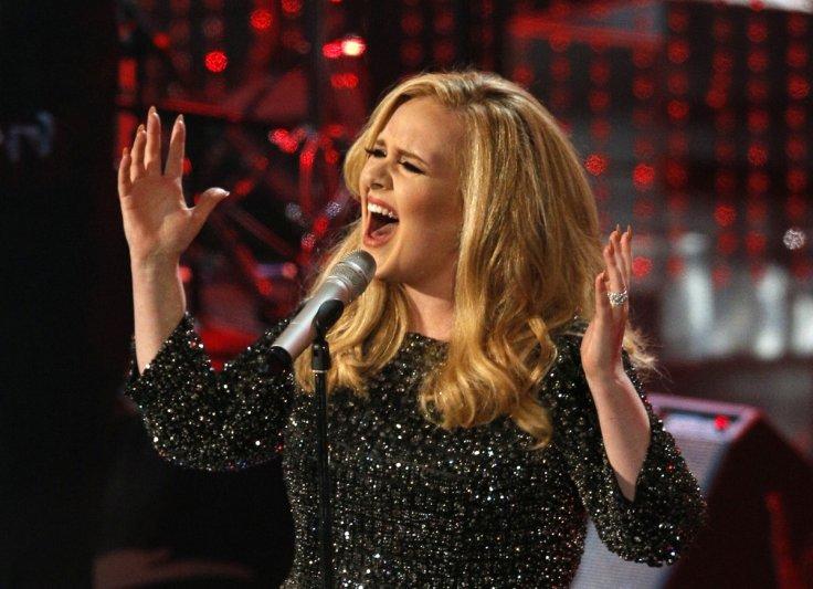 Adele best selling artist 2015