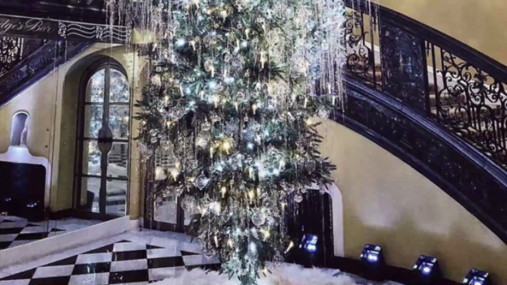 Upside-down Christmas trees are this years craziest festive trend
