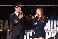 Park Bo Gum and Irene