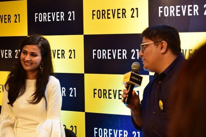 Vidya Vox at Forever 21
