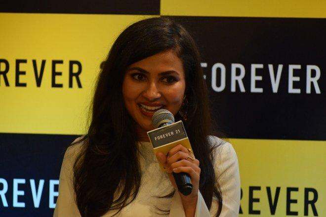 Vidya Vox at Forever 21 Bengaluru