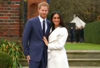 Prince Harry and Meghan Markle make first public appearance since engagement