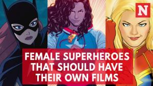 Female superheroes that should have their own films