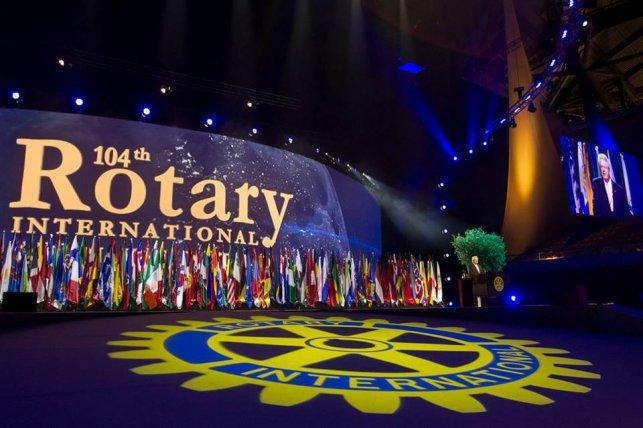 Rotary International Convention Singapore