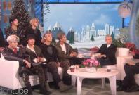 BTS on the 'Ellen'