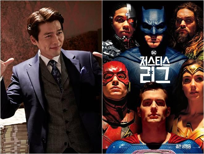 The Swindlers' dethrones 'Justice League' at Korean box office