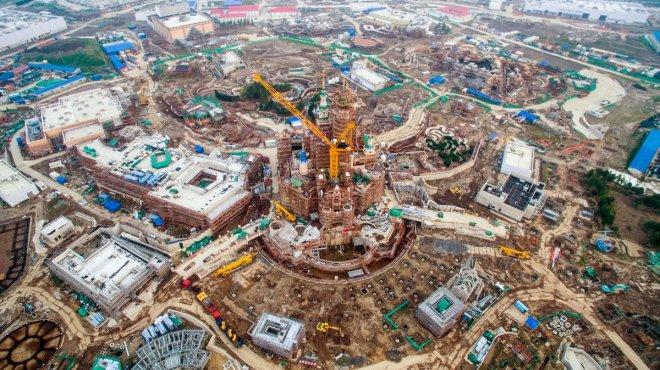 Shanghai Disneyland now open for all its visitors