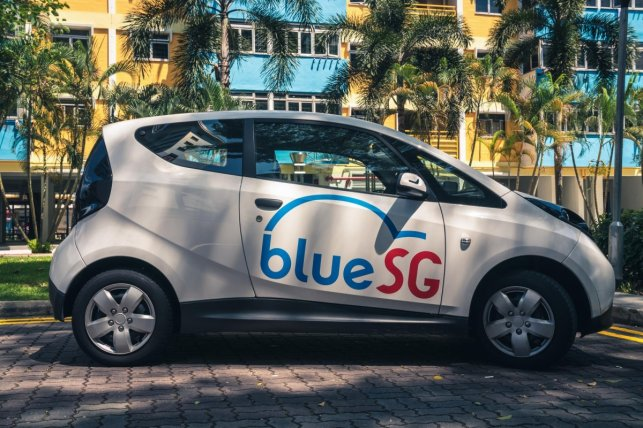 bluesg-electric-car-sharing service-singapore
