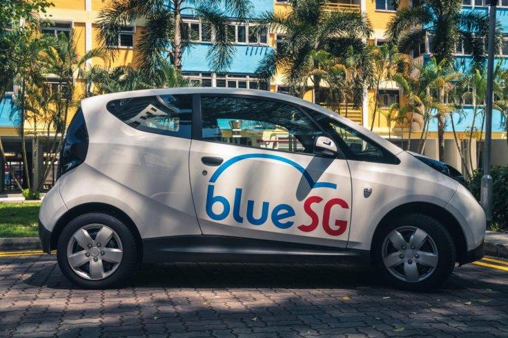 bluesg-electric-car-sharing service-singapore