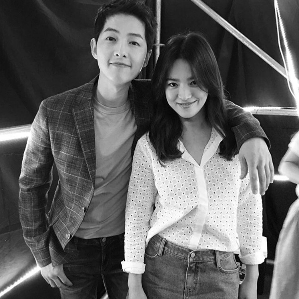Song Joong Ki talks about 'big decision' of marrying Song
