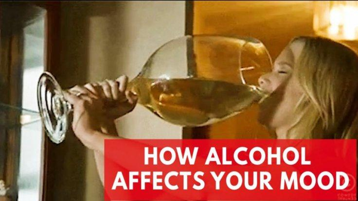 How different kinds of alcohol can make you feel different emotions