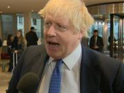 British Foreign Secretary Boris Johnson concerned about planned U.S. recognition of Jerusalem
