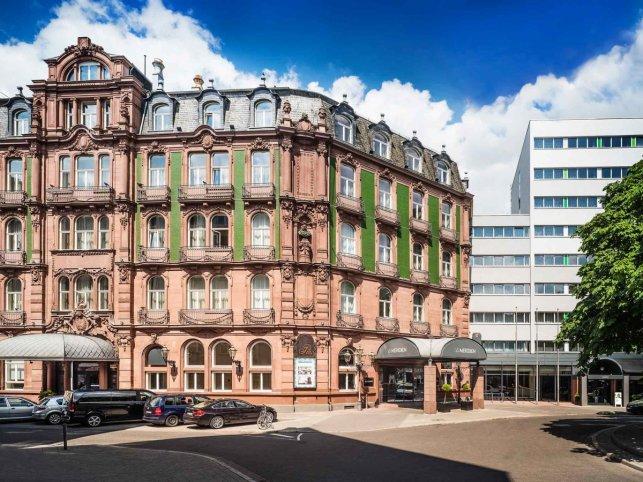 Le Méridien Frankfurt Hotel