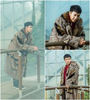 Lee Seung Gi as Sun Wukong