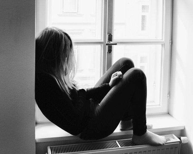 Teenager depression