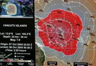 Magnitude 6.4 earthquake hits off Papua New Guinea coast; no tsunami warning