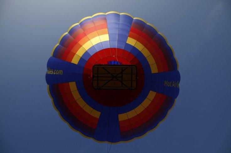 NASA baloon