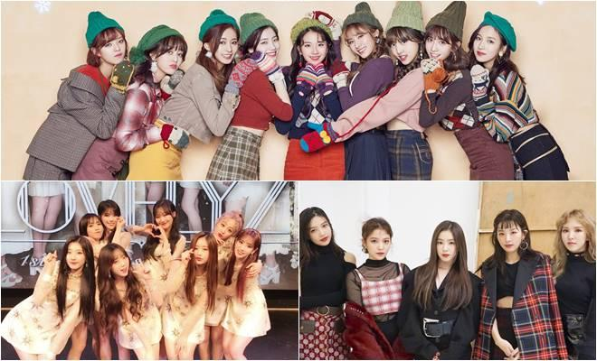 Korean girl bands