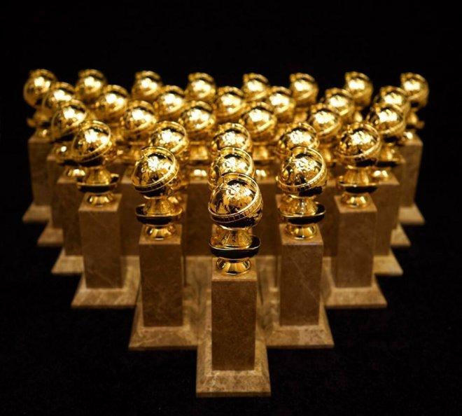 75th Golden Globe Award