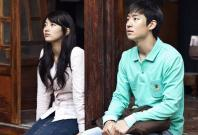 Suzy and Lee Je-hoon